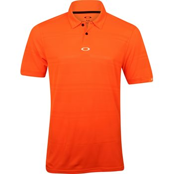 Oakley Aero Stripe Jaquard Shirt Polo Short Sleeve Apparel
