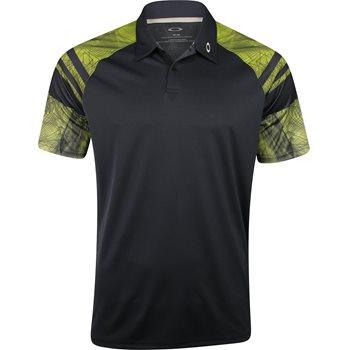 Oakley Aero Sleeve Graphic Shirt Polo Short Sleeve Apparel