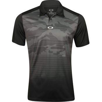 Oakley Deep Rough Camo Shirt Polo Short Sleeve Apparel