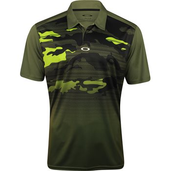 Oakley Deep Rough Camo Shirt Apparel