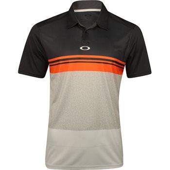 Oakley Color Block Take Shirt Polo Short Sleeve Apparel