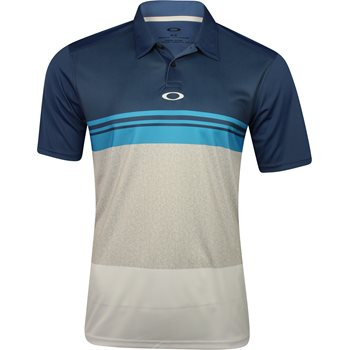 Oakley Color Block Take Shirt Polo Short Sleeve Apparel