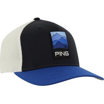 Ping Mountain Patch Headwear Cap Apparel
