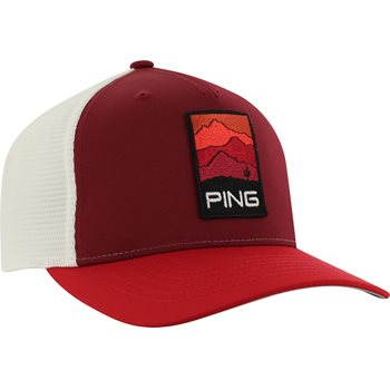 Ping Mountain Patch Headwear Cap Apparel