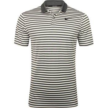 Nike Dry Victory Stripe Shirt Polo Short Sleeve Apparel