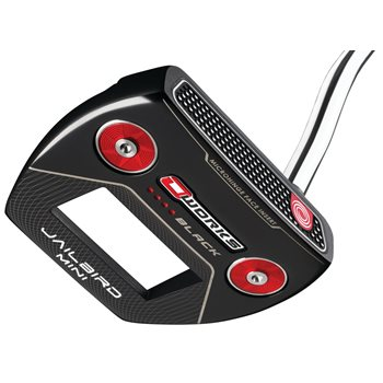 Odyssey O-Works Black LE Jailbird Mini Putter Preowned Golf Club