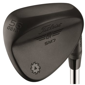 Titleist Vokey SM7 Jet Black M Grind Wedge Preowned Clubs