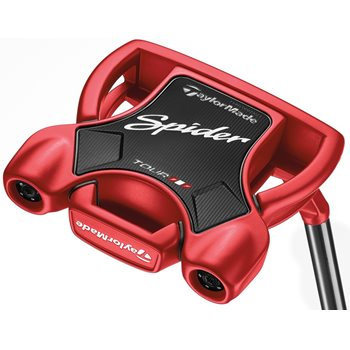 TaylorMade Spider Tour Red #3 Putter Clubs