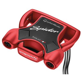 TaylorMade Spider Tour Red Double Bend Putter Preowned Clubs