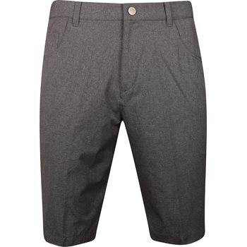 Puma Heather 6-Pocket Shorts Flat Front Apparel