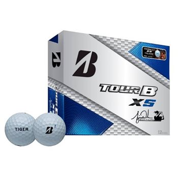 Bridgestone Tour B XS Tiger Woods Edition Golf Ball Balls