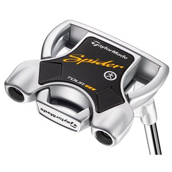"""TaylorMade Spider Interactive """"L"""" Neck Putter Clubs"""