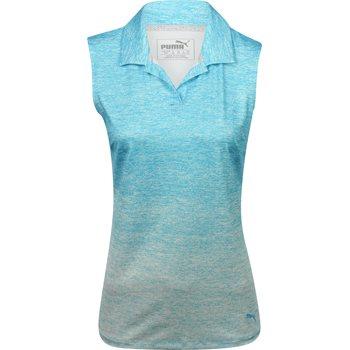 Puma Gradient Sleeveless Shirt Polo Short Sleeve Apparel