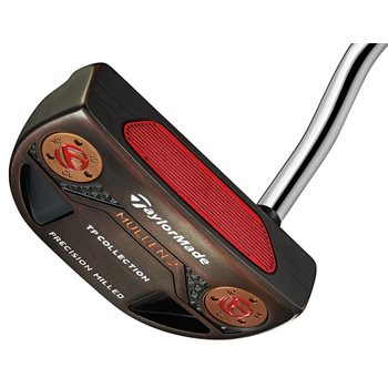 TaylorMade TP Black Copper Collection Mullen 2 SuperStroke Putter Preowned Clubs
