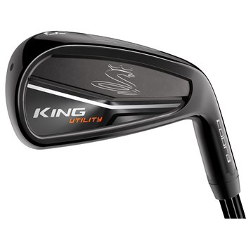 Cobra King Utility Black Hybrid Golf Club