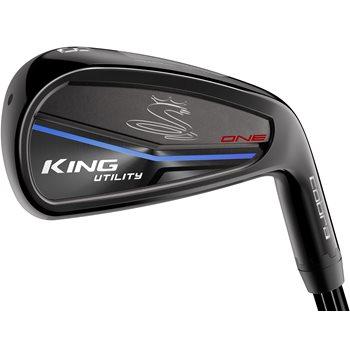 Cobra King Utility One Black Hybrid Golf Club