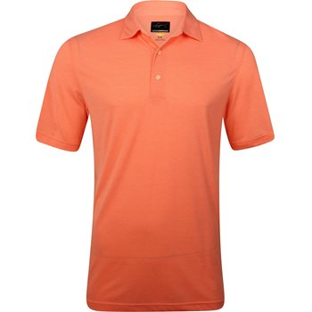 Greg Norman Forward Series Heathered Shirt Apparel