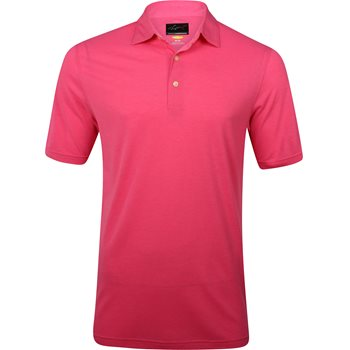 Greg Norman Forward Series Heathered Shirt Polo Short Sleeve Apparel
