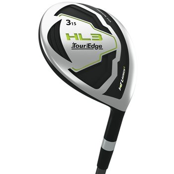 Tour Edge Hot Launch HL3 Fairway Wood Clubs