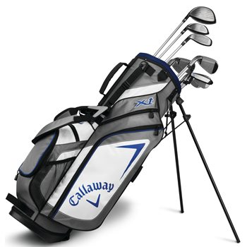 Callaway XT 10-Piece Club Set Complete Set Juniors Golf ... Callaway Golf Club Set