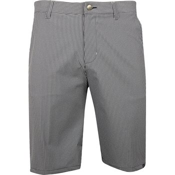 Adidas Ultimate 365 Gingham Shorts Flat Front Apparel