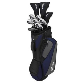 Wilson HyperSpeed Senior Club Set Golf Club