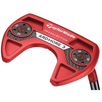 TaylorMade TP Red-White Collection Ardmore 3 Putter Clubs