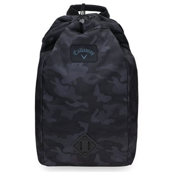 Callaway Clubhouse Camo Draw String Back Pack  Luggage Accessories