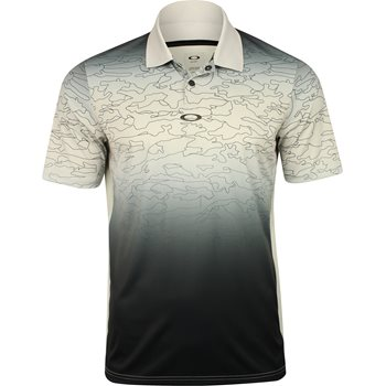 Oakley Sublimated Shadow Camo Shirt Polo Short Sleeve Apparel