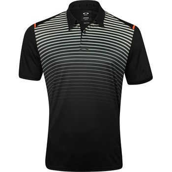Oakley Striped Ellipse Shirt Polo Short Sleeve Apparel