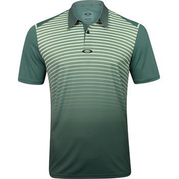 Oakley Striped Ellipse Shirt Polo Short Sleeve Apparel