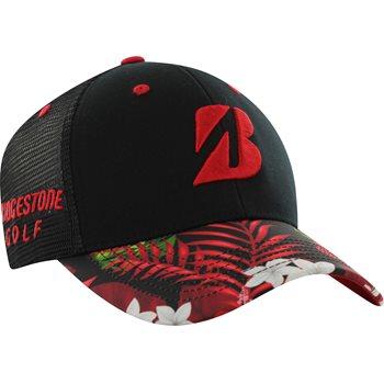 Bridgestone Blackout Luau Series Headwear Apparel