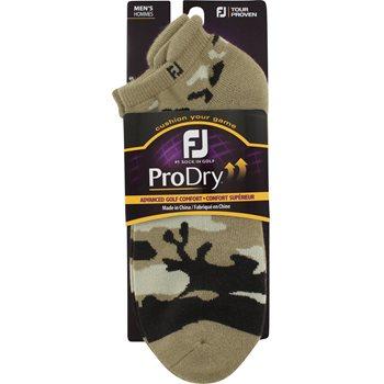 FootJoy ProDry Rolltab Camo Socks Apparel