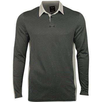 Oakley Striped L/S Shirt Polo Long Sleeve Apparel