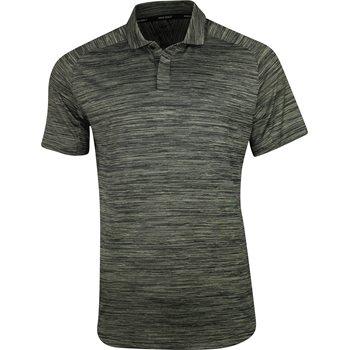 Nike Dri-Fit II Heather Raglan Shirt Polo Short Sleeve Apparel