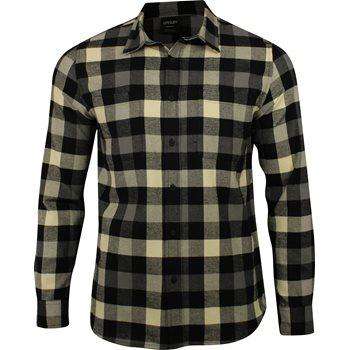 Oakley Icon Flannel Button Down Shirt Apparel
