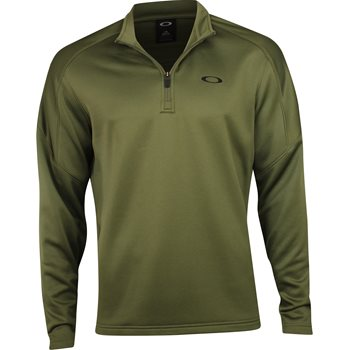 Oakley Contention ¼ Zip Outerwear Pullover Apparel