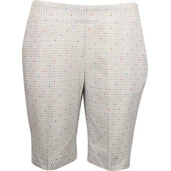 Greg Norman ML75 Stencil Diamond Pull-On 882 Shorts Apparel