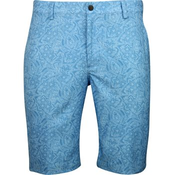 Greg Norman ML75 Hybrid Printed Paisley Shorts Apparel