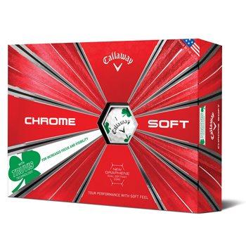 Callaway Chrome Soft Truvis Clover 18 Golf Ball Balls