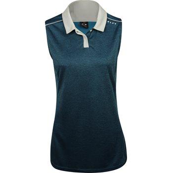 Oakley Balata Heather Sleeveless Golf Shirt Apparel