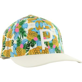 Puma Limited Edition Pineapple P 110 Snapback Headwear Apparel