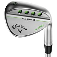 Callaway Custom MD3 Milled Chrome W Grind Wedge Golf Club