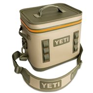 YETI Hopper Flip 12 Tan cooler