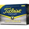 Titleist Prior Generation NXT Tour S Yellow