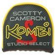 Titleist Scotty Cameron Left-Handed Kombi-S Mallet