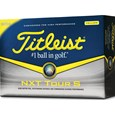 Titleist NXT Tour S Yellow