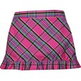 Golftini Girl Plaid Tartan