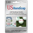 GolfNet USGA Handicap Club Membership Card