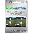 GolfNet Mind2Motion Swing Instruction Videos Card